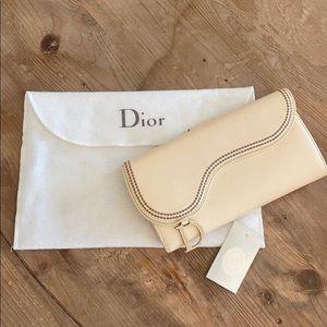 Large Christian Dior Wallet